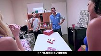 BFFS - Two Studs Fucks College Besties
