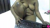 Live Sex Cam Ebony BBW @hotsquirtcam.tk (HD) صورة