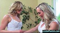 Hot Lez Girl (brandi&mia) And Lovely Mean Lesbo...