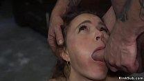 Dude anal fucks busty parole officer