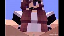 Sex a Girl in Minecraft Animation Vorschaubild