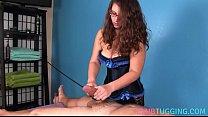 Domina masseuse wanking clients cock pornhub video
