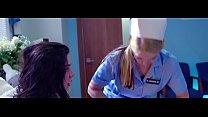 Image: Nurse fucks patient in hospital room (amazing classy Lesbian scene) / Nurse Casey Calvert - Patient Whitney Wright  - GirlCore