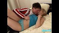 Sweet teen fucking in bedroom - WWW.FAPPLER.COM