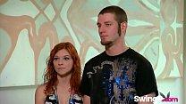 Amateur swingers reality show handjob fingering thumbnail