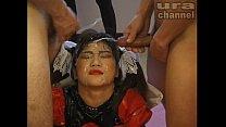 Bukkake festival 16 Japanese uncensored bukkake pornhub video