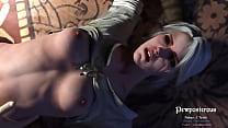 Ciri's Legs Spread pornhub video