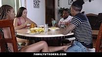 Black Family Orgy - 9Club.Top