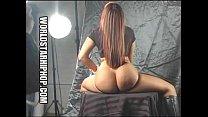 Порно фото с большой пухлой попкой