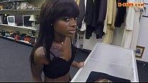skinny black slut