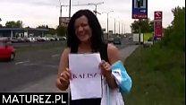 Polskie mamuśki - MILF Natalia w sidłach podrywaczy