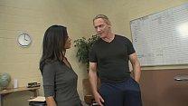 Nurse Cassandra Cruz Helps Patient With Dick Problem