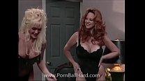 Roxy Rider Alex Senders Threesome Hardcore - PornBallHard.com