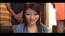 Asian Group Cum Eating Gal [부카케 Bukkake]