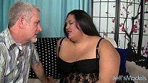 Fatty latina BBW Lorelai Givemore Wide Load Sex