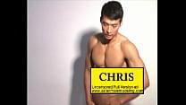 Asian Male Model Chris