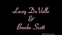 Lacey Duvalle & Brooke Scott - Smoking Fetish at Dragginladies