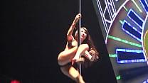 鋼管女郎 HD 清晰版! 氣質SHOW GIRL 丁字褲美少女2 TAIWAN DANCER SHOW