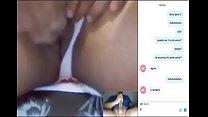session with brazilian skype friend [브라질 brazilian]