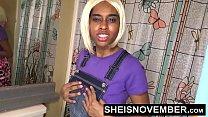 Black Step Sister Young Blonde Ebony Fuck Step Brother Ride & Blowjob Msnovember صورة