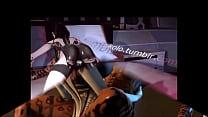 Mass Effect - Edi - Full Compilation Gif