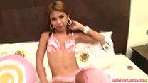 Thai Teen Ladyb oy Sunny Bareback ck