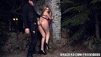 Brazzers - Hanna Montada gets fucked by a cop Vorschaubild