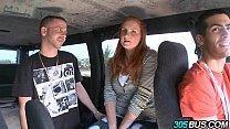 Fire Crotch hot redhead Lindsey Springer 2.1