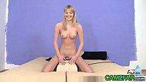 Sybian Blonde Free Masturbating Porn Video's Thumb