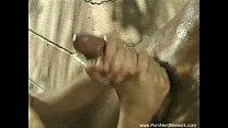 Porno Kin • Horny Blonde Housewife Gives Handjob thumbnail