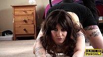 Порно фильмы красавицы ебуца групповушка