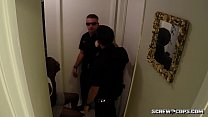 White Cops Fuck Ebony Teen - 9Club.Top