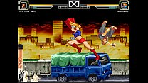 supergirl vs wonderwoman 2