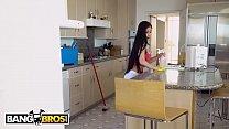 BANGBROS - Asian Maid Jade Kush Fucks Her Creep... Thumbnail