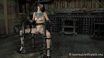 Любительский секс через трусики