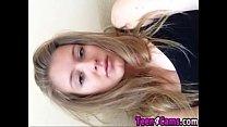 Amateur busty webcam teen babe - Teen4cams.com