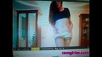 Gorgeous Wabcam Girl Free MILF Porn Video