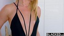 Blacked Blonde Model Taken By Bbc