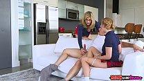 Moms Bang Teen -Naughty Needs threesome - Get free sex at freecamsteen.com thumbnail