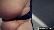PORNFIDELITY Lana Rhoads Rocks Her Perfect Ass in Lingerie
