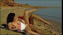 Hot sex on the beach! Thumbnail