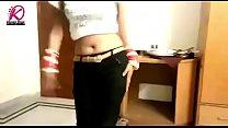 Nude Dancing of Hot Desi Bhabhi video