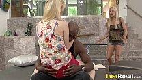 Barbara Ann and Tara Lynn Foxx pleasure Wade