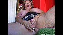 Beautiful cougar has nice big tits