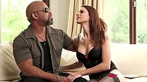 Eva Long Gets Smashed By BBC Stud Shane Diesel