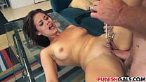 Punishing cheating GF Blair Summers tumblr xxx video