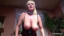 German MILF Mother Seduce to Fuck by Neigbour