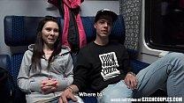 Foursome Sex in Public TRAIN - 9Club.Top