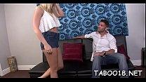 Appetizing Blond Teen Has Impressive Cock Pleasing Skills