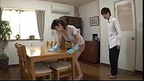 Japanese Mom Still Cleaning - LinkFull: http://... thumb